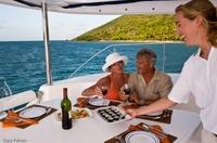 Moorings bietet exklusive Yacht Charter mit eigener Crew im Mittelmeer