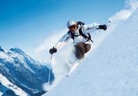 Drei-Länder-Giro auf Skiern in Warth-Schröcken
