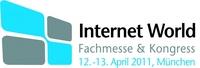 Internet World - Fachmesse & Kongress, 12. und 13. April in München