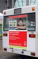 Agentur Steuerung B gewinnt  Grafik-Pitch der Hochschule Bochum