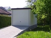 Bewährte Fertiggaragen von Exklusiv-Garagen auch als preiswerter Lagerraum