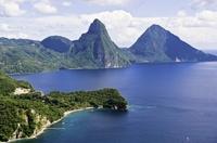 Immer mehr Deutsche entdecken Saint Lucia