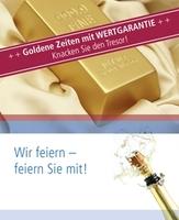 Goldene Zeiten bei Wertgarantie