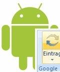CRM Daten auf dem Android Smartphone