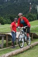 Mountainbiken ohne Angst:   Neue Kurse für Anfänger