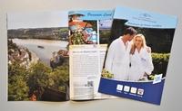 Neue Broschüre Bayerisches Golf- und Thermenland -    Das Bayerische Golf-& Thermenland präsentiert sich