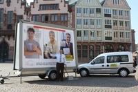 Frankfurt sucht Vermieter für sozialen Wohnraum