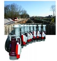 Langzeit-Betrieb für SPX-Tauchmotorpumpen