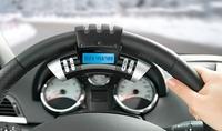 "Callstel Bluetooth-Freisprecher fürs Lenkrad ""BFX-360 Rallye"""