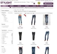 Die Marke Diesel: Jahrzehnte lange Erfahrung in Jeans-Waschungen