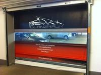 Hochwertige Autopflege - Design Schnelllauftore