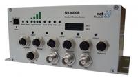 Wireless M2M Router NB2600R speziell für Einsatz in Zügen