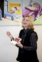 Kunst Dresden-Einzelausstellung im Verkehrsmuseum Dresden von Valerie Ry Andersen