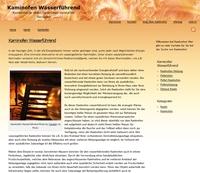 Neues Informationsreiches Portal über Kaminofen wasserführend