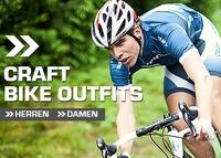 Neue Bike-Bekleidung bei craft-sports.de