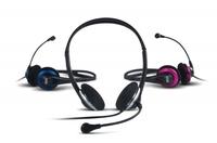 Das neue Comfort Headset Metal von Sweex