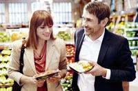 Fruchtige Snacks halten Leistungskurve oben