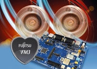 Fujitsu FM3 Microcontroller für Industrie-Applikationen