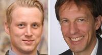 Autoren des Buches Online-Marketing Medizintechnik sprechen in Köln