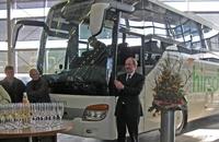 Saisonstart mit neuen Bussen