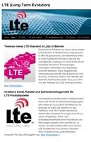 LTE-Infos.de: Informationsportal zu neuem Mobilfunkstandard LTE startet