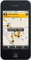 Update der meinestadt.de-App verbessert Lokalisierung und Kartenfunktion durch frei wählbare Standorte