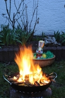 Osterfeuer - ein Spiel mit dem Feuer?