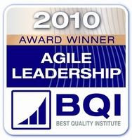 codecentric beim Agile Leadership Award 2010 ausgezeichnet