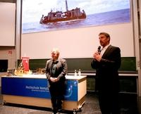 "Atlantik-Floß ""Abora"" schlägt die Brücke ins Allgäu"