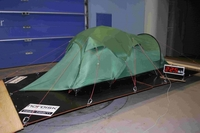 Sturmgetestet: Nordisk Zelte trotzen den Naturgewalten