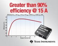 TI führt NexFET? -Power Block-MOSFET Halbbrücke auf einer 3×3-mm²-Gehäusegrundfläche ein