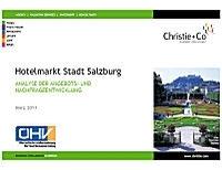 Salzburger Hotelmarkt in Bewegung
