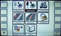 Die Strichteilungs-Elektronik MALCON 4 von  HOFMANN vereinfacht und präzisiert die  Straßenmarkierung
