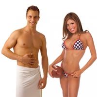 Perfekter Body ohne störende Haare, Fettpölsterchen oder Cellulite