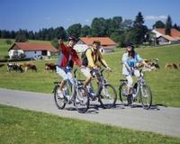 Auto ade: Beim ersten Festival der E-Bikes dreht  sich alles um sanfte Formen der Fortbewegung