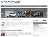 automotiveIT launches global online news product www.automotiveIT.com