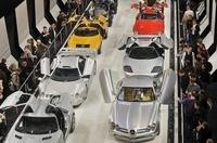 Nach rasantem Neu-Start 2010:  Essen Motor Show gibt weiter Gas!