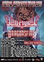 METAL SERVICE TOUR 2011 - ein metallisches Frühlingserwachen