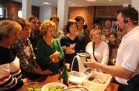 Eröffnung des Vorwerk Thermomix Studios   in Wuppertal übertraf alle Erwartungen!
