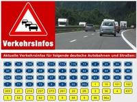 Stau-Prognose für Ostern 2011 von Verkehrsinfos.de
