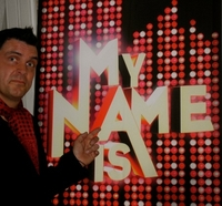 RTL2 präsentiert My Name is.... und Carsten Siebert der deutsche Robbie Williams ist mittendrin