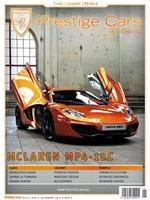 Aktuelles Luxusheft: Prestige Cars Frühling 2011