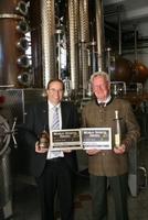 Erfolgreiche Kunst der Destillation