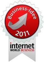 Start-up-Wettbewerb INTERNET WORLD Business-Idee 2011 - Bekanntgabe der Gewinner