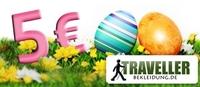 An Ostern raus in die Natur - mit Preisvorteil von Travellerbekleidung.de