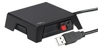auvisio Digitaler USB-HiFi-Verstärker für passive Stereo-Lautsprecher