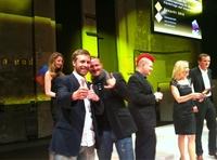 """Deutscher Preis für Onlinekommunikation für PANORAMA3000 für """"Respekt 2010"""""""
