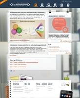PANORAMA3000 entwickelt Website des Internet & Gesellschaft Co:llaboratory