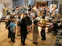 17. Fürstenecker Folkwerkstatt auf BURG FÜRSTENECK - Workshops für Ensemble, Dudelsack, Drehleier, Gitarre und diatonisches Akkordeon