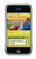 """Osteraktion für den erfolgreichen iPhone Gartenratgeber """"Mein Garten"""""""